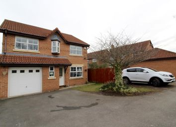 Thumbnail 4 bed detached house for sale in Sandy Way, Wrexham