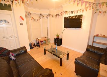 Thumbnail 4 bedroom terraced house to rent in Mayville Street, Hyde Park, Leeds