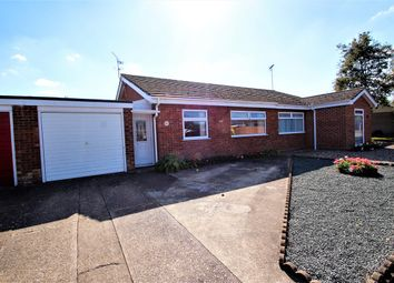 Thumbnail 2 bedroom semi-detached bungalow for sale in Acton Road, Bramford, Ipswich