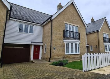 Saltings Crescent, West Mersea, Colchester CO5. 4 bed terraced house for sale