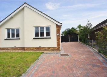 Thumbnail 3 bed detached bungalow to rent in Western Road, Brightlingsea, Colchester