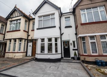 Thumbnail 3 bedroom terraced house for sale in Fairmead Avenue, Westcliff-On-Sea