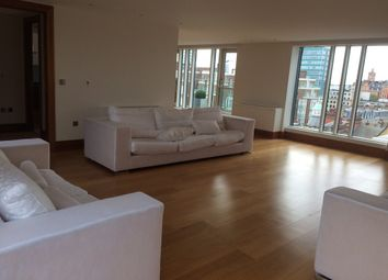 Thumbnail 4 bed flat to rent in Baker Street, Marylebone