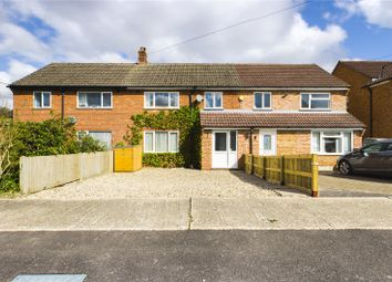 Thumbnail 3 bed terraced house for sale in Roundfield, Upper Bucklebury, Reading, Berkshire