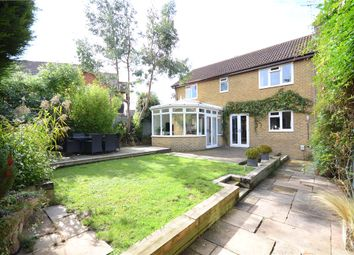 Thumbnail 4 bed detached house for sale in Wiltshire Grove, Warfield, Bracknell