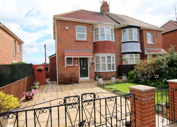 Thumbnail 3 bedroom semi-detached house for sale in Dunmore Avenue, Sunderland