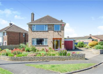 Thumbnail 3 bed detached house for sale in Beech Avenue, Olney