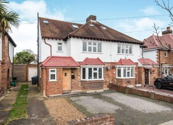 Thumbnail 4 bed semi-detached house for sale in New Malden, Surrey, United Kingdom