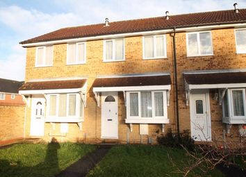 Thumbnail 2 bed terraced house to rent in Chinook, Highwoods, Colchester, Essex