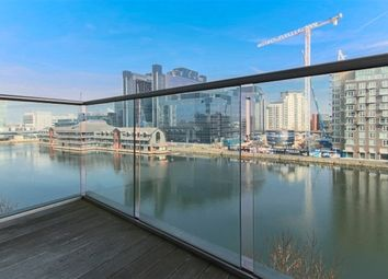 Thumbnail 2 bed flat to rent in Millharbour, London