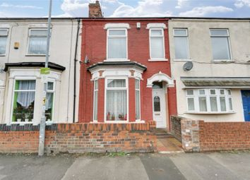 3 bed terraced house for sale in Hardwick Street, Hull, East Yorkshire HU5