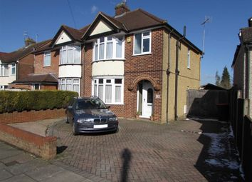 Thumbnail 3 bed semi-detached house for sale in Kingsbury Avenue, Dunstable, Bedfordshire