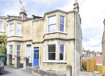 Thumbnail 3 bedroom end terrace house for sale in Brunswick Street, Bath, Somerset