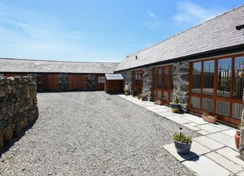 Thumbnail 4 bed barn conversion for sale in Tai Hirion, Rhoscefnhir, Anglesey, North Wales