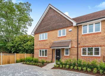 Thumbnail End terrace house for sale in Longfield Road, Horsham