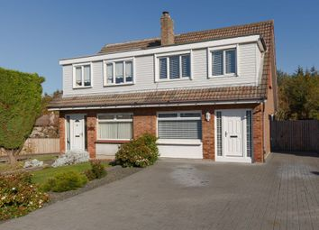Thumbnail 3 bed semi-detached house for sale in 36 Baberton Mains Drive, Edinburgh