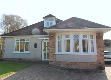 Thumbnail 3 bed detached bungalow for sale in Pwllmelin Road, Fairwater, Cardiff