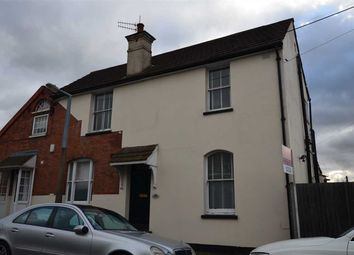 Thumbnail 3 bed semi-detached house for sale in Highfield Road, Bushey