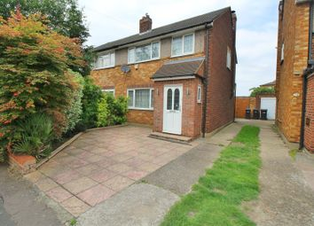 Thumbnail 3 bedroom semi-detached house for sale in Tollgate Road, Waltham Cross, Herts