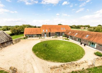 Thumbnail 4 bed barn conversion to rent in Lyford, Wantage