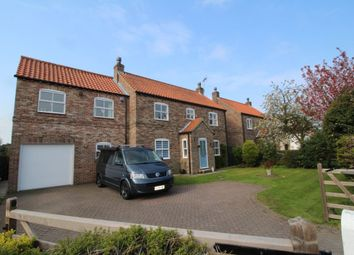 Thumbnail 4 bedroom detached house for sale in Thorpe Lane, Cawood, Selby