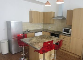 Thumbnail 3 bedroom flat to rent in Ground Floor Flat, Rhyddings Terrace, Brynmill, Swansea.