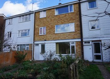 Thumbnail 4 bed terraced house to rent in Valleyside, Hemel Hempstead