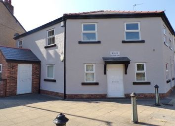 Thumbnail 3 bed flat to rent in Cross Street, Neston