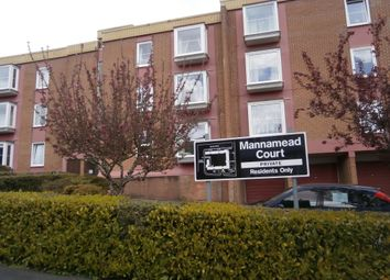 Thumbnail 1 bed flat to rent in Mannamead Court, Mannamead