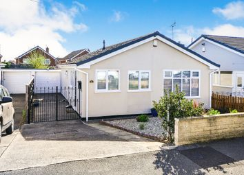 Thumbnail 2 bed detached bungalow for sale in Auckland Road, Hucknall, Nottingham