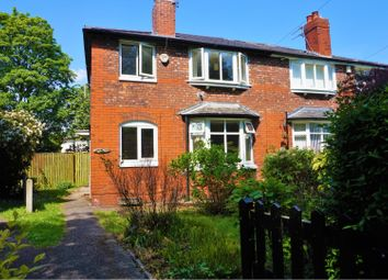 Thumbnail 3 bedroom semi-detached house for sale in Green End Road, Manchester