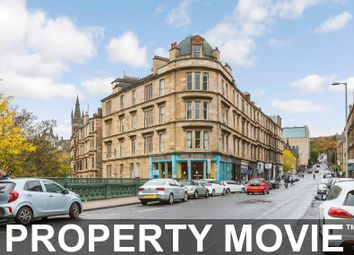 Thumbnail 3 bed flat for sale in 0/1, 1 Westbank Quadrant, Hillhead, Glasgow