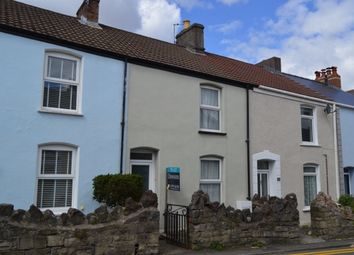 Thumbnail 2 bed terraced house to rent in Gower Place, Mumbles, Swansea