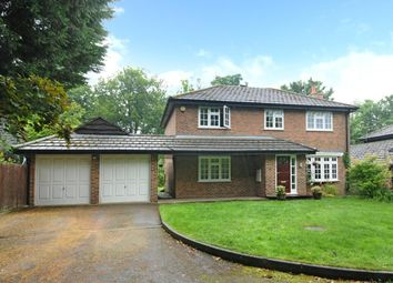 Thumbnail 4 bed detached house to rent in The Ramparts, King Harry Lane, St.Albans