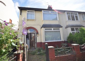 Thumbnail 3 bed semi-detached house to rent in Comely Avenue, Wallasey