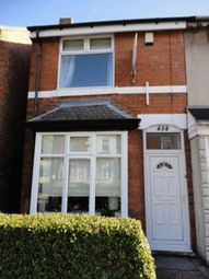 Thumbnail 4 bed terraced house to rent in Harborne Park Road, Harborne, Birmingham