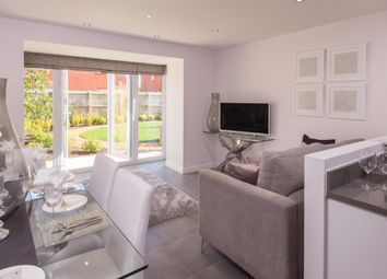 "Thumbnail 4 bed semi-detached house for sale in ""Helmsley"" at Larch Road, Huyton, Liverpool"