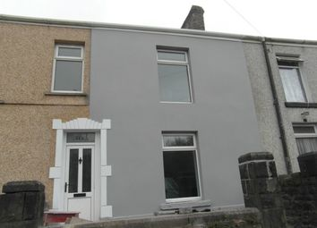 Thumbnail 2 bed terraced house to rent in Jersey Road, Bonymaen, Swansea