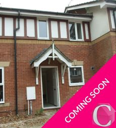 Thumbnail 2 bed terraced house for sale in Wells Close, Whiteley, Fareham