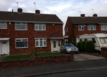 Thumbnail 2 bed semi-detached house to rent in Larch Road, Kingswinford, West Midlands