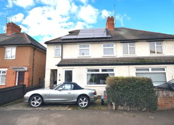 Thumbnail 4 bed semi-detached house for sale in Waverley Road, Kettering