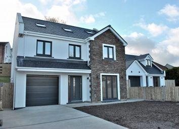 Thumbnail 5 bed detached house for sale in 1 & 2 Upper Hillside, Vernon Road, Ramsey