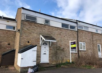 Thumbnail 3 bedroom terraced house for sale in Ashby, Eaglestone, Milton Keynes