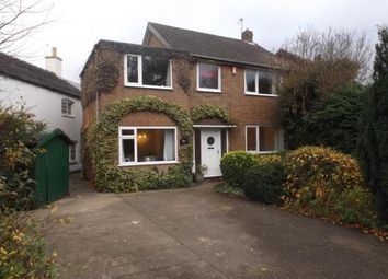Thumbnail 4 bed detached house for sale in High Road, Chilwell, Beeston, Nottingham