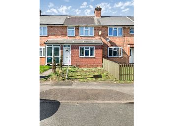 3 bed terraced house for sale in Morcom Road, Birmingham B11
