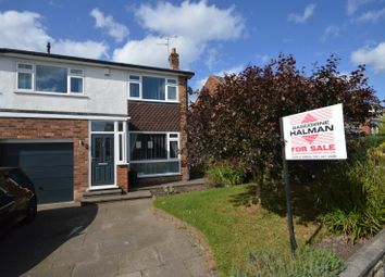 3 bed semi-detached house for sale in Vernon Drive, Marple, Stockport SK6