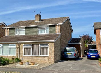 Thumbnail 3 bed semi-detached house for sale in Westfield Road, Benson, Wallingford