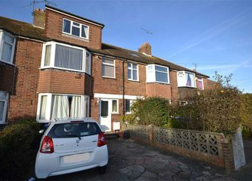 Thumbnail 4 bed terraced house for sale in Greenland Road, Salvington, Worthing, West Sussex