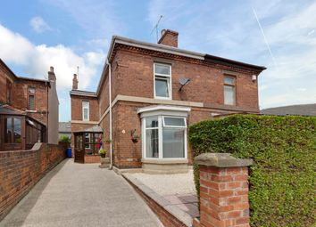 Thumbnail 3 bed semi-detached house for sale in Station Road, Woodhouse, Sheffield