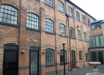 Thumbnail 2 bed flat to rent in Tenby Street, Jewellery Quarter, Birmingham